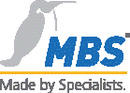 Logo MBS GmbH in Remscheid